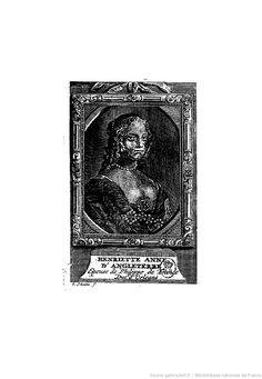 Madame HENRIETTA MARIA D'ANGLETERRE