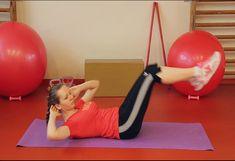 6x cviky na brucho a boky, ktoré ti pomôžu k sexy postave! Health Diet, Health Fitness, Body Fitness, Butt Workout, Body Exercises, Yoga, Gym, Humor, Per Diem