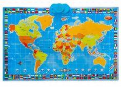 Dumel Discovery - Interaktywna mapa Świata