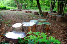The Common Gaze, Wandsworth Arts Festival 2012. It was a chance to experience the woodland from a rare perspective, through the eyes of the trees. A trail of mirror topped logs wound its way through...