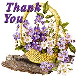 Thank you basket by KmyGraphic on DeviantArt Thank You Baskets, Thank You Greetings, Word Art, Beautiful Flowers, Deviantart, Gifts, Presents, Favors, Gift