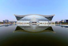 Luxury Life Design: maior edifício do mundo 'abre na China