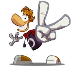 Rayman... Does anyone else think Rayman games are the most fun video games ever?