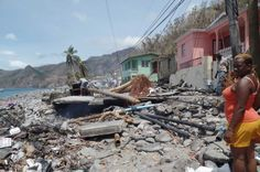 FOW 24 NEWS: Dominica grieving: Life after Hurricane Maria