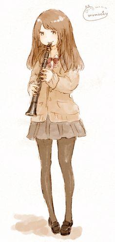 A little bit me ? Painting Inspiration, Musical Instruments, Anime Characters, Cool Art, Musicals, Princess Zelda, Cartoon, Drawings, Women