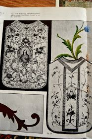 Bordados antigos religiosos modelli ricami religiosi for Arredi religiosi