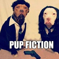Remember Pulp Fiction movie