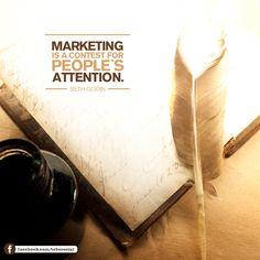Mehr Qualität statt Quantität! Das zahlt sich auch im Social Media #Marketing aus. Denkt mal drüber nach!