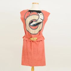 Love this vintage dress from Parparian Vintage. If you're not already signed up for Fab.com, DO IT -- you're missing out on some fabulous, one-of-a-kind deals.