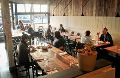"""Rich Table in San Francisco """"combines casual with exciting.""""  Been hearing a lot of good things about this place."""