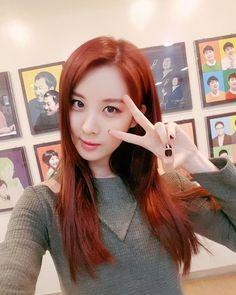 SNSD SeoHyun at Park JiYoon's Gayo Plaza ~ Wonderful Generation ~ All About SNSD, Wonder Girls, and f(x)