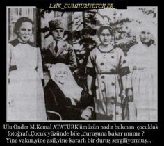 Atatürkün çocukluk fotoğrafı