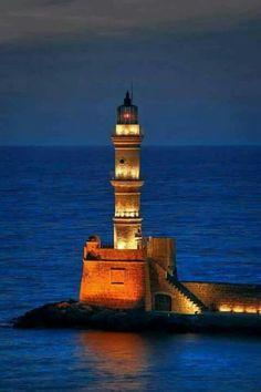 Porto di Creta, Grecia.