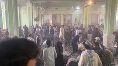 Afghanistan: At least 7 dead in Afghan mosque blast in Kandahar Mosque, Afghanistan, Prayers, Pakistan Today, Southern Province, Thirty Two, People, Target, Bring It On
