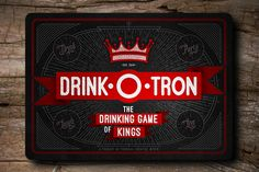 Drink-O-Tron is the greatest drinking game app of all time available for FREE on iTunes. Drink-O-Tron works on the iPhone, iPod Touch, and iPad.