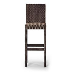 Set of Two Palermo Outdoor Bar Stools - Frontgate, Patio Furniture by Frontgate. $695.00. Protective footrest. Rust-resistant powdercoated frame. Modern, clean lines and a fresh, squared shape. Handwoven premium resin wicker. Modern, clean lines and a fresh, squared shape. Handwoven premium resin wicker. Rust-resistant powdercoated frame. Protective footrest. A comfortably scaled seat and high back make our Palermo Bar Stool a comfortable composition for most any settin...