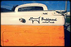 Buddywood van :)