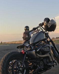 Harley-Davidson SportsterさんはInstagramを利用しています:「 @alanchernitskiy _ #harleydavidson #sportstergram #sportster #sportstersquad」
