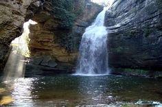 Cascada de Cantonigrós, cerca de Rupit