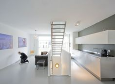 Two-in-One House by GAAGA