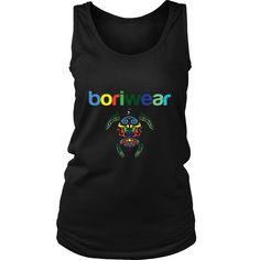 Boriwear Turtle Tank- Women's