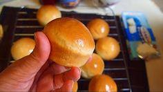 LUWEEH KITCHEN : Pan de Bonete Pinoy Food, Hamburger, Eggs, Bread, Breakfast, Egg, Brot, Hamburgers, Breads