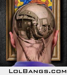 Crazy good 3D tattoo