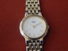 Vintage Ladies Citizen Quartz Watch by AlwaysPlanBVintage on Etsy