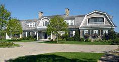 """shingle house designed like """"Something's Gotta Give"""" house"""