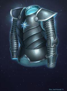 New Moon Armor by joelhustak on deviantART
