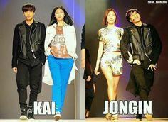 Kai vs JonginWHY DOES THIS MAKE ME LAUGH SO HARD...GOSH HE IS SO CUTE *-*