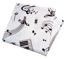 Items similar to Men's White Original Musical Pocket Square - Premium Cotton Funny Gift for Musician Handkerchief to a Suit on Etsy Funny Music, Music Humor, Pocket Square, Trending Outfits, Unique Jewelry, Handmade Gifts, Cards, Men, Etsy
