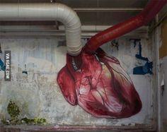I like this kind of grafitti
