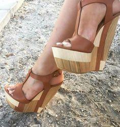 #Passion #Footwear Trendy High Heels