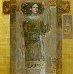 Flora - Mersad Berber (Bosnian painter 1940-2012)