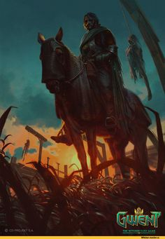 View an image titled 'Joachim de Wett Art' in our Gwent: The Witcher Card Game art gallery featuring official character designs, concept art, and promo pictures. High Fantasy, Fantasy Rpg, Medieval Fantasy, Fantasy World, The Witcher, Witcher Art, Fantasy Artwork, Game Art, Paladin