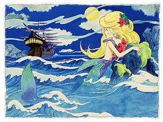 アンデルセンの絵話 人魚姫 - Google 検索