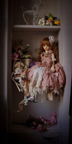 amor de boneca.