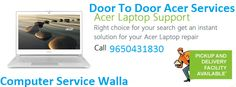 Would you like to get repair your Acer Laptop by Authorized Acer Laptop service Center In Gurgaon? If yes then Contact to Computer Service Walla and get Onsite Acer Laptop Repair Service In Gurgaon Only Rs.200. Visit Here to know more information http://computerservicewalla.blogspot.in/2016/08/acer-laptop-service-center-in-gurgaon.html