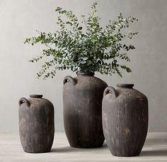 Mulberry Branch Arrangement & C. Indoor Outdoor Rugs, Indoor Plants, Vases, Style Brut, Olive Jar, Clay Vase, Terracota, Medicine Cabinet Mirror, Modern Shop
