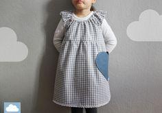 """Kleid """"Lotta"""" von kleine Wölkchen auf DaWanda.com"""