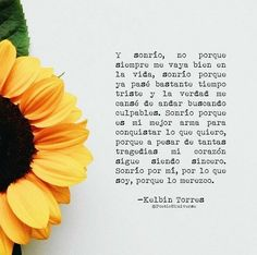 La imagen puede contener: flor y texto Positive Phrases, Positive Quotes, Cool Words, Wise Words, Quotes En Espanol, Inspirational Phrases, Spanish Quotes, Cute Quotes, Book Quotes