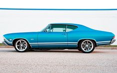 1968 Chevelle SS how beautiful is this freaking ride!!!!! I will own it one day soon :)
