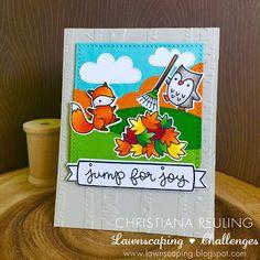Lawnscaping Challenge: Lawnscaping Challenge: TEXTURE sponsored by Ellen Hutson