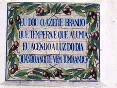CORTES - LEIRIA - Painel de Azulejos