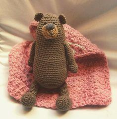#amigurumi #amigurumibear #crochet #crochetbear #handmade #cottonyarn #makersgonnamake #crochetersofinstagram Pattern by…