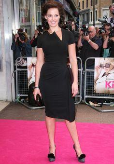 Katherine Heigl at the Killers London premiere
