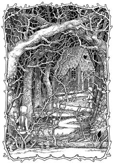 HANSEL AND GRETEL BY TOMISLAV TOMIC