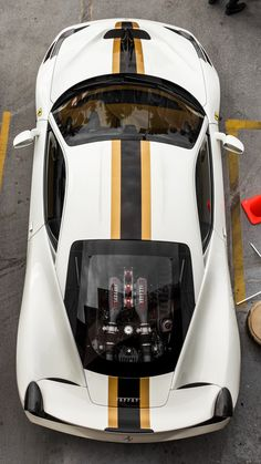 Ferrari 458 Speciale Image by Chi Lok Leung