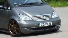 Mercedes W168: Auffallend andere A-Klasse: 2003er Mercedes A210 in neuem Look…